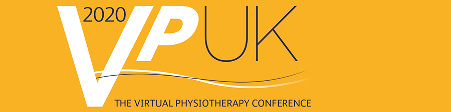 The Virtual Physiotherapy Conference 2020